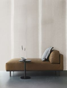Washi Wallpaper in Grey design by Piet Boon for NLXL Wallpaper