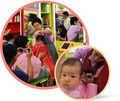 ScissorsPaperStone, kids hair salon in Singapore is designed specifically for kids and little children. Looking for first haircut of your kid? Visit today at any one of our salon outlet near you and give your kid a new haircut experience. Baby's First Haircut, Baby Haircut, Kids Hair Salon, Hair Loss Causes, Hair Shedding, Hair Breakage, Toddler Hair, New Haircuts, Baby Safe