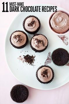 11 Dark Chocolate Recipes Desserts with Dark Chocolate