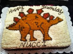 My nephew Dominic's 6th Bday cake