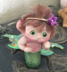 Mermaid Baby, She was created and made for me!