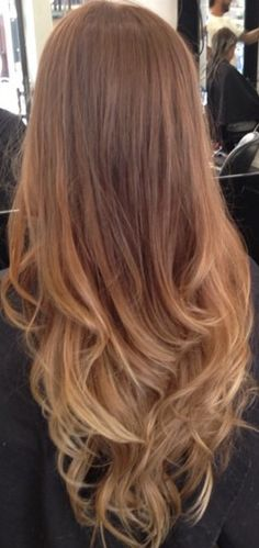now this is a perfect ombre!