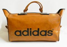 The Original ADIDAS Bag 1970s Japan Rare