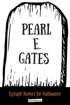 50 tombstone sayings for your halloween yard haunt - Funny Halloween Tombstone Names