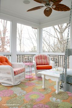 Holiday Home Tour - Paula Holm - Bright Bold and Beautiful Blog