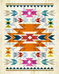 geometric art poster - Pesquisa Google