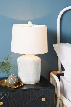 Mineral Ceramic Lamp Base | Anthropologie