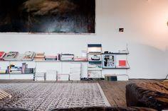 SCANDANAVIAN ART STUDIO   my scandinavian home: A beautiful relaxed art studio