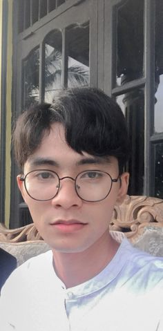 Round Glass, Glasses, My Love, Eyewear, Eyeglasses, Eye Glasses