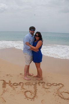 honeymoon pic!...or engagement pictures on the beach? #cruiseessentials