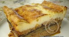 Click to Enlarge Photo As promised in a previous posting, I will now share my recipe for Moussaka that is fit for a Queen … I have made Mous...