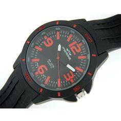 MU-354 Reloj Pulsera Montreal para caballero.
