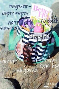 A great way to use the Round About Caddy! www.mythirtyone.com/katiepurdy
