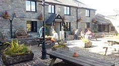 A beautiful morning at Jamaica Inn, Bodmin Cornwall.