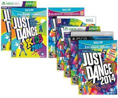 Just Dance Games $14.99-$34.99 - http://www.pinchingyourpennies.com/just-dance-games-14-99-34-99/ #Justdance, #Pinchingyourpennies