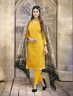 Indian Pakistani Salwar Kameez Suit Traditional Dress Materials_03 #OdInParis #IndianPakistaniSalwarKameezSuit #Casual
