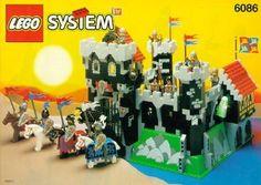 6086 - Black Knight's Castle (1992)