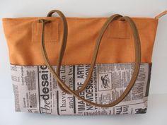 laptop bag big bag large square bag with by LIGONaccessories, $79.50
