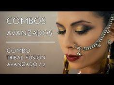 COMBINACIONES INTERMEDIAS PARA DANZA DEL VIENTRE Y TRIBAL FUSIÓN / MEDIUM COMBOS FOR BELLY DANCE AND TRIBAL FUSION DANCE - YouTube