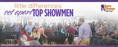 Little Differences Set Apart Top Showmen - Sure Champ Show Steers, Pig Showing, Good Traits, Show Cattle, Set Apart, Ffa, Might Have, Livestock, Cool Eyes