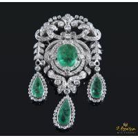 Broches / Alfileres BROCHE-COLGANTE... · ref.: AMXM CERTIFICADO GEM... Bridal Jewelry, Jewelry Art, Gemstone Jewelry, Fine Jewelry, Women Jewelry, Diamond Brooch, Diamond Pendant, Edwardian Jewelry, Vintage Jewelry