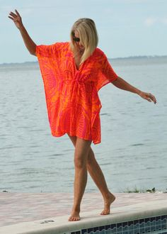 Bahia Beach Coverup