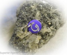 Letter G Hand Engraved Purple Personalized Small by superioragates, $4.00