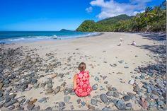 Emmagen Beach: Trip from Port Douglas to Daintree Rainforest