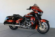 eBay: 2017 Harley-Davidson Touring 2017 Harley Davidson CVO Street Glide #harleydavidson