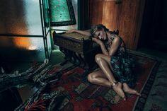 nice Rose Huntington-Whiteley dons Hollywood-Bohemian style for Vogue Korea November 2015 [editorial]