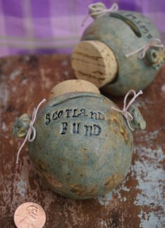 Hey, I found this really awesome Etsy listing at https://www.etsy.com/listing/119434615/scottish-haggis-bank-preorder