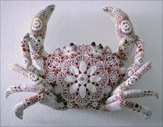 Joana Vasconcelos-Crab
