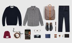Win this bundle of British menswear worth over £1000