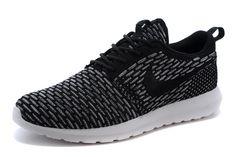 Mens Nike Free Flyknit Dark Grey