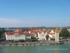 Postcards from Lindau: Germany's Best Hidden Gem  #Lindau #Germany #travel #Europe #bestdestinations