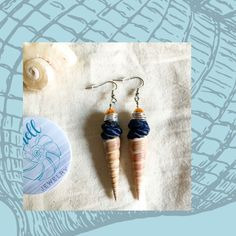 "SeaShell Jewelry auf Instagram: ""Some new cute candy earrings are ready, with orange pearl and dark blue cordel. How do you like it? Leave me a heart…"" Cute Candy, Seashell Jewelry, Do You Like It, Sea Shells, Dark Blue, Drop Earrings, Pearls, Orange, Instagram"