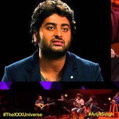 #TheXXXUniverse & #ArijitSingh will raise millions of heartbeats at #Mumbai in 4 days 1 Hours 20 Minutes.