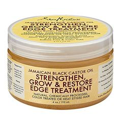 SheaMoisture 4 oz Jamaican Black Castor Oil Strengthen, G...