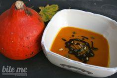 tekvicova polievka