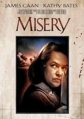 Misery--Kathy Bates is a fantastic nightmare