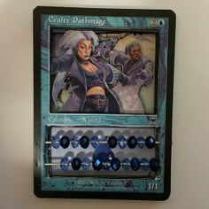 Magic Life Counter  Crafty Pathmage by TheSpinkyKitten on Etsy, $15.00