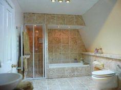 Maison De Poupée Meubles Château Salle de bains Bain Toilettes WC Château à cintrer Poupées Bois NOUVEAU