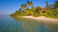 LUX* Maldives, Dhidhoofinolhu Island, Ari Atoll #kiwibemine