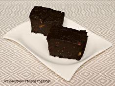 édesburgonyás brownie, gluténmentes brownie, gluténmentes brownie torta, vegán brownie, brownie recept Vegan, Food, Essen, Meals, Vegans, Yemek, Eten