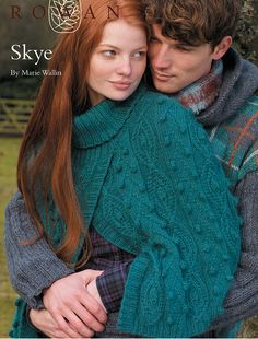 FREE Rowan pattern: Skye by Marie Wallin, in Rowan Kid Classic