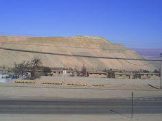 Chuquicamata, de a poco sepultaron mi pueblo - un álbum en Flickr chatohumilde