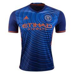 adidas New York City FC Away Jersey 2017
