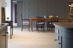 A Beautiful Open Plan Kitchen in Oxford - Sustainable Kitchens