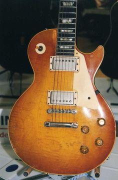Gibson Les Paul Standard 1958 Serial:8 6927