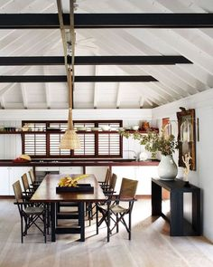 Barefoot in Paradise: Christian Liaigre's St. Barts Home